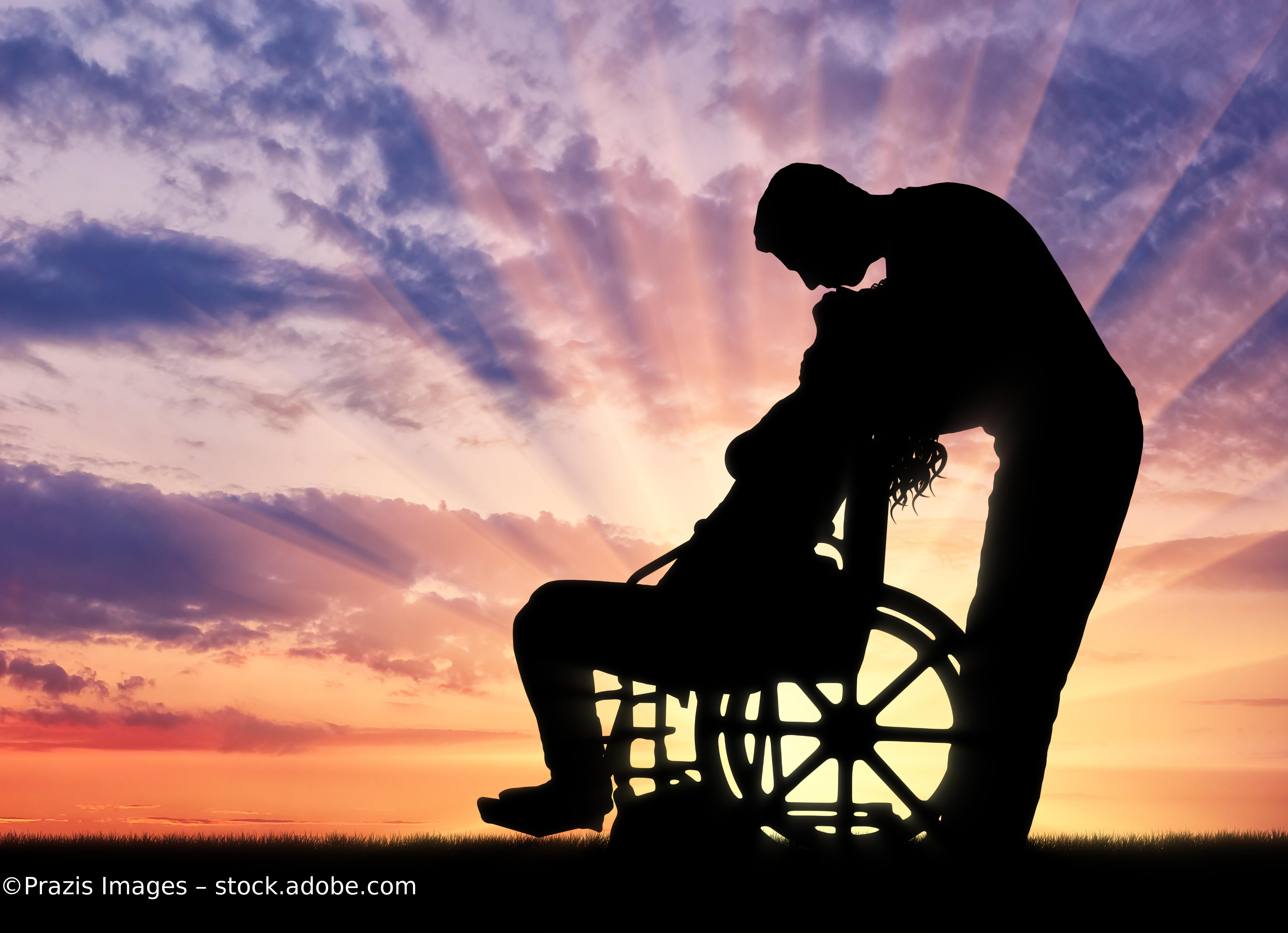 Handicap-Love -Amelotatismus die Lust an der Behinderung.