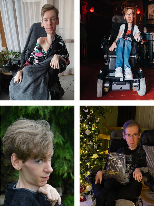 Handicap-Love – Das erste Jahr Sexabled.