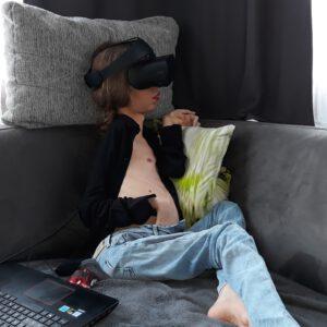 Handicap-Dingsbums – Virtual Reality: Die Zukunft der Erotik?